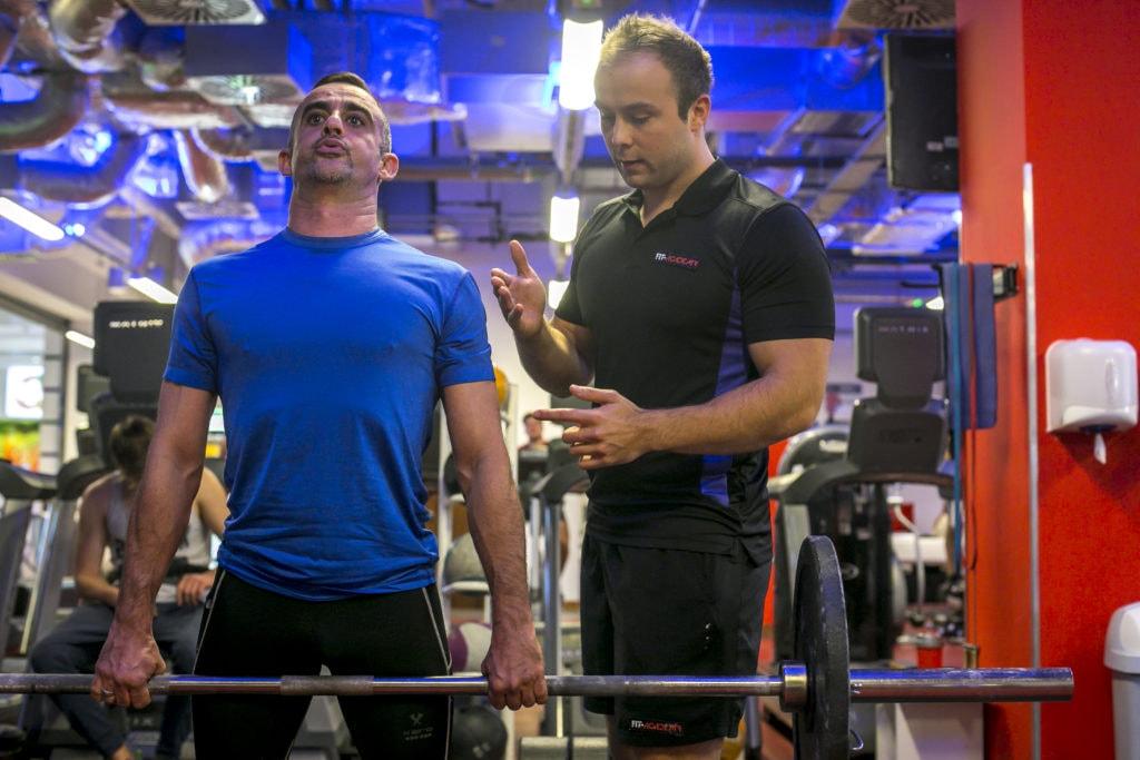 instruktor fitnes