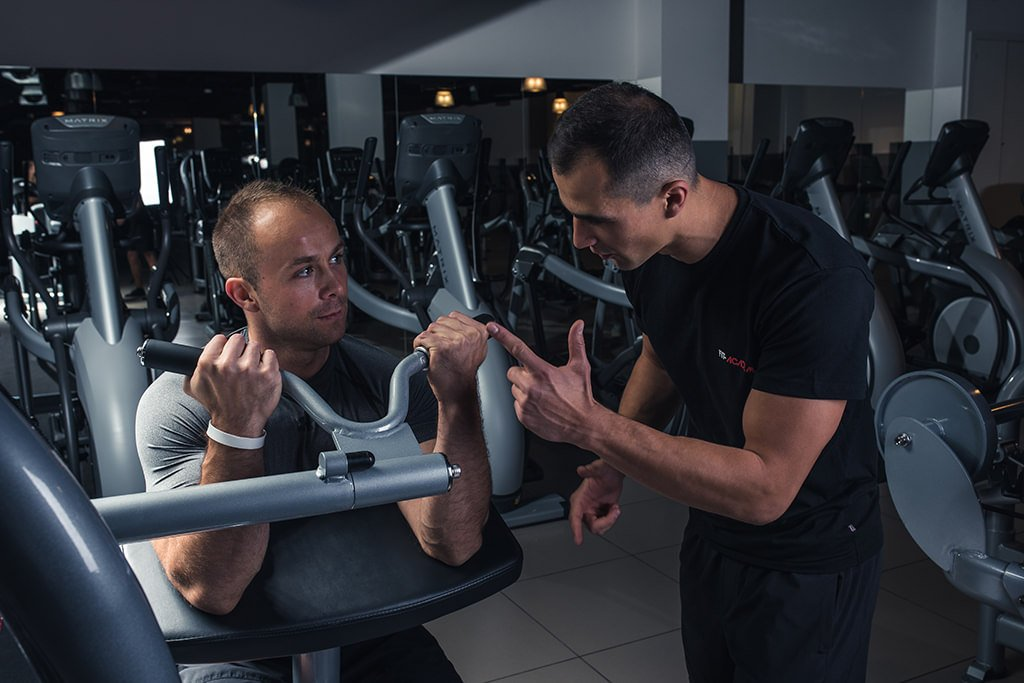 trener personalny kurs szczecin