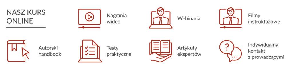 Trener Personalny Kurs Online - Infografika
